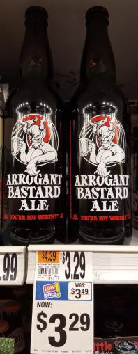 arrogant-bastard