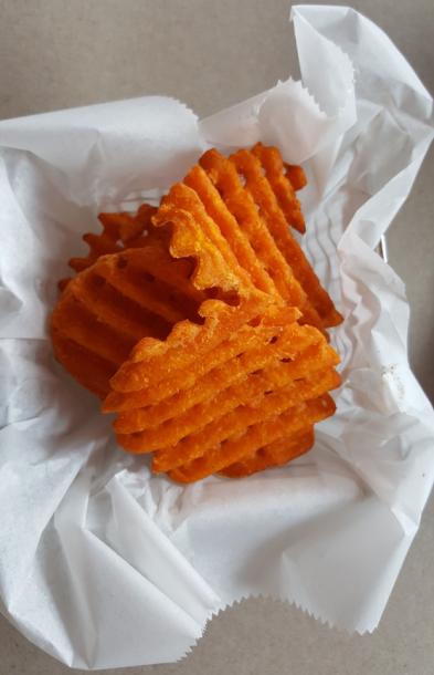waffle-fries