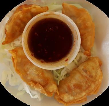 (Not-really)-Kobe Beef Dumplings