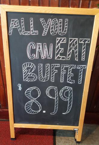 buffet-sign